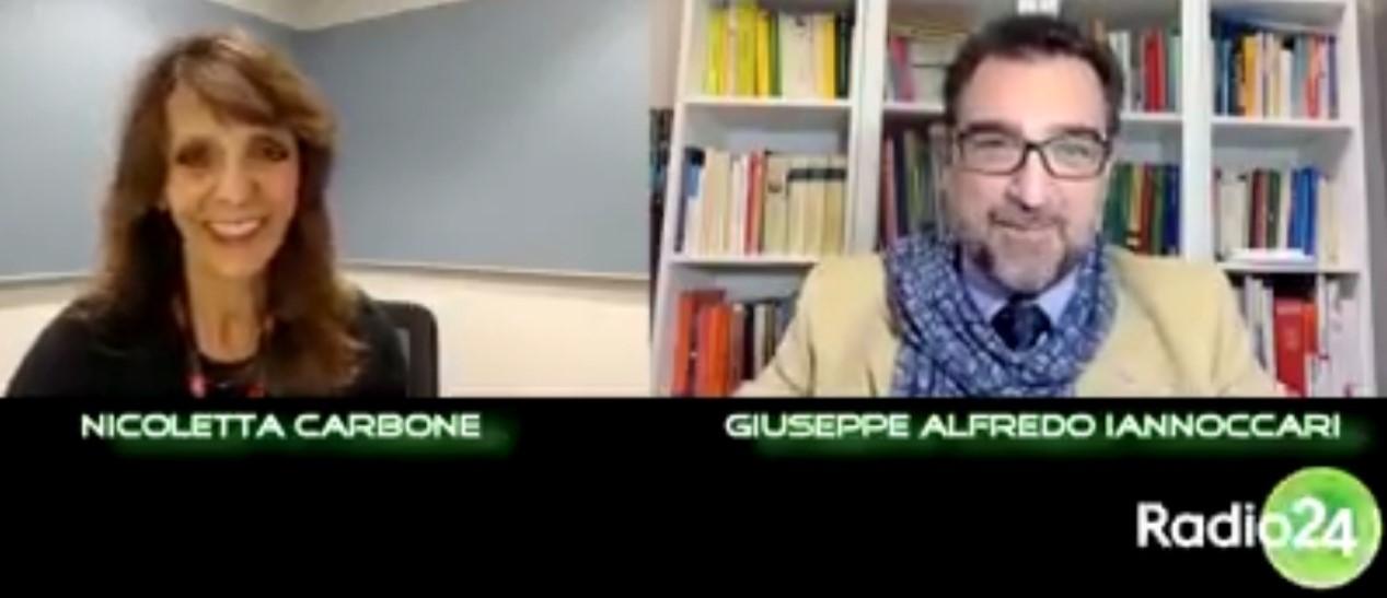 Oggi ospite di Obiettivo Salute - Radio 24 il prof. Giuseppe Alfredo Iannoccari, neuropsicologo, docente all'Università degli Studi di Milano e presidente di Assomensana. Insieme all'esperto parliamo dei 10 pilastri per avere un cervello ef