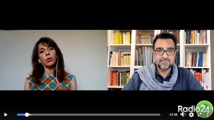 Oggi a Obiettivo Salute - Radio 24 di Nicoletta Carbone con il prof. Giuseppe Alfredo Iannoccari, neuropsicologo, docente all'Università degli Studi di Milano e presidente di Assomensana