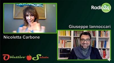 Prof. Giuseppe Alfredo Iannoccari intervistato a Obiettivo Salute